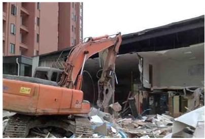 上海吊車鋼結構拆除報價 蘇州輝強再生資源回收供應