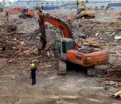吳江區吊車鋼結構拆除哪家快 蘇州輝強再生資源回收供應
