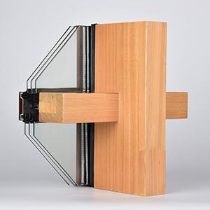 通化铝包木窗便宜,铝包木窗