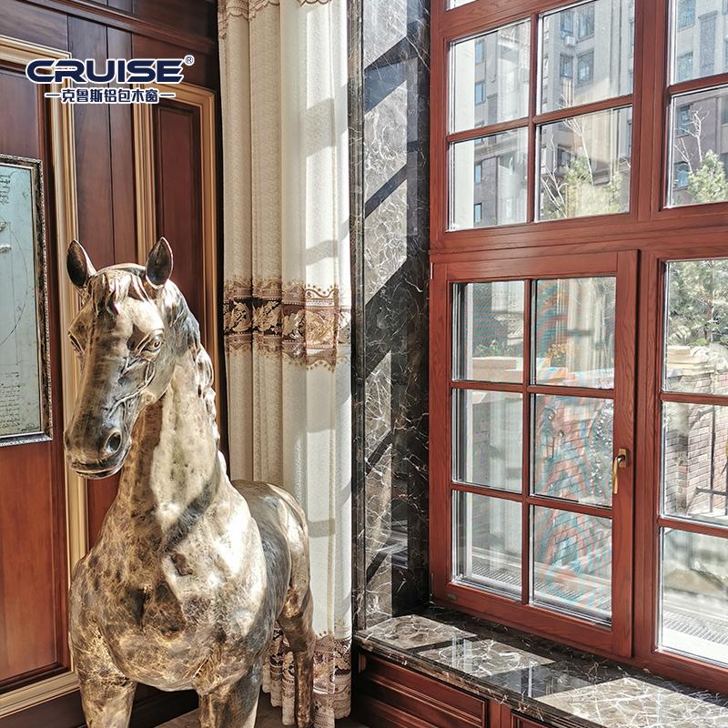 双鸭山实木窗铝包木窗产品介绍,铝包木窗