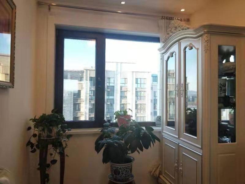 黑河口碑好铝包木窗厂家供应,铝包木窗