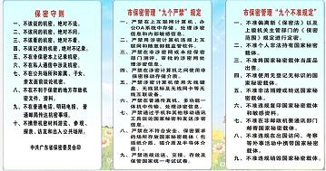南京小型保密认证推荐企业,保密认证