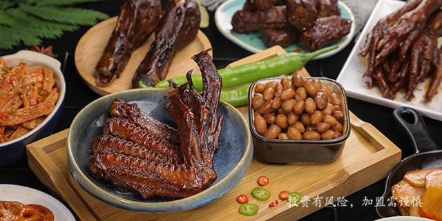 临沂熟食烤鸭创业加盟 火刻餐饮供应