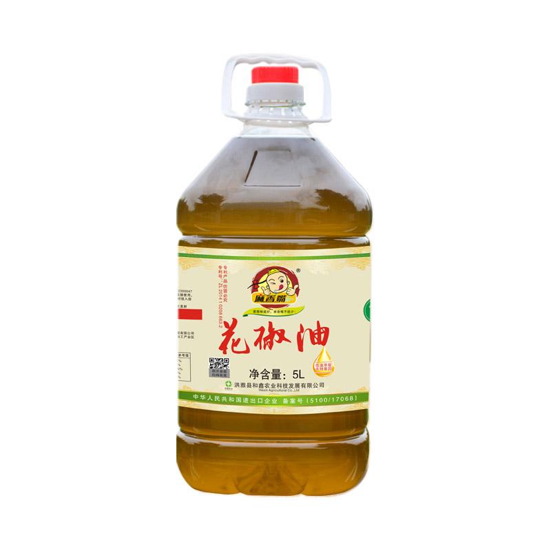 洪雅麻香嘴花椒油生产厂家 和谐共赢 和鑫供