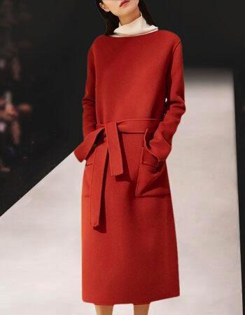 扬州女短款羊绒衣服「锡山区羊尖红叶服饰供应」