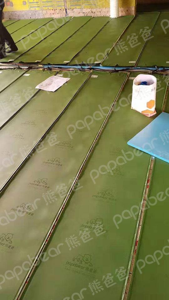 上海家装石墨烯地暖安装报价,石墨烯地暖安装