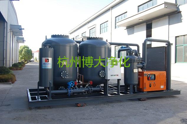 浙江小型制氮機型號 誠信為本 杭州博大凈化設備供應