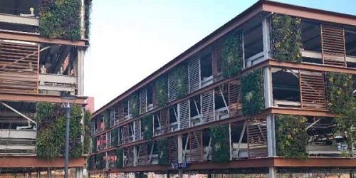 上海阳台立体绿化墙吧 值得信赖「杭州云乘园艺科技供应」