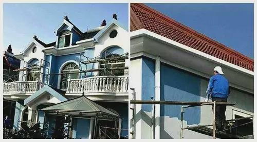 提供南京专业别墅外墙防水维修匠德供