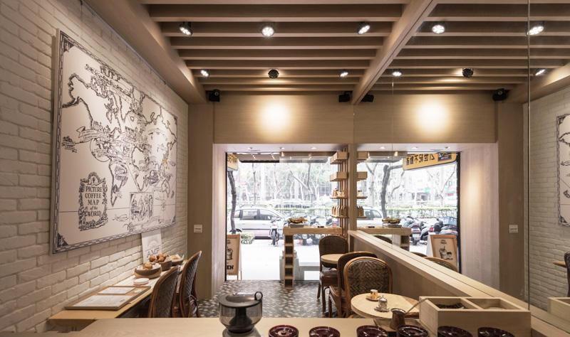 滨湖区优质咖啡厅设计哪家快,咖啡厅设计
