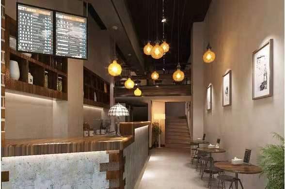 昆山知名奶茶店设计多少钱 欢迎咨询「金思维装饰设计工程供应」