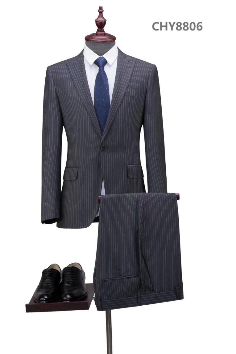 男士休闲商务西装哪家好 范之力服装供应