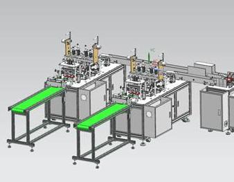 口罩生产工厂设计图纸