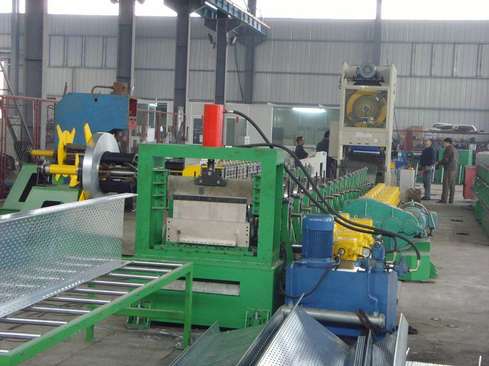 槽钢冷弯加工厂家 信息推荐 江阴市久丰自动化装备供应