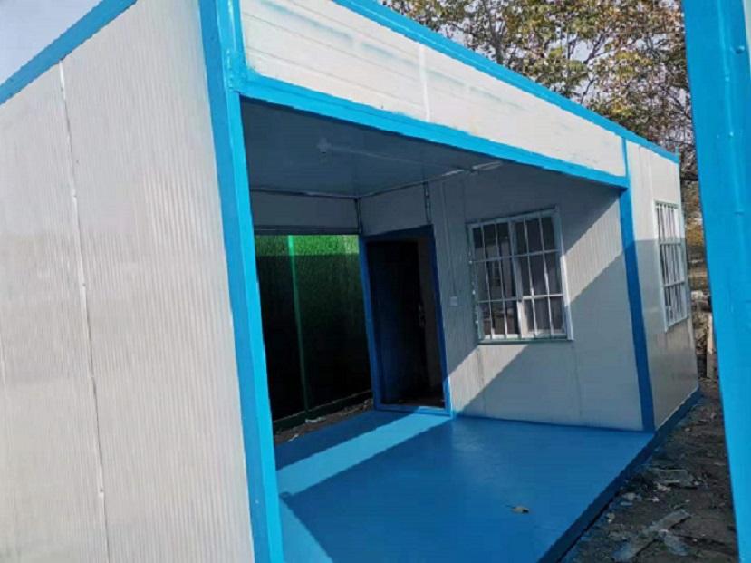 河南安装活动房回收,活动房
