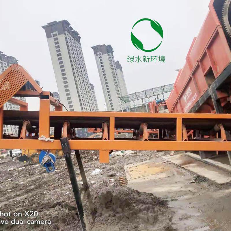 广东沉浮垃圾处理设备哪里租 客户至上 山东绿水新环境科技供应