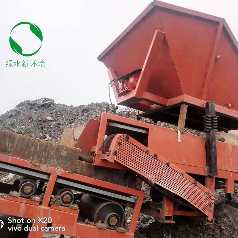 广东沉浮垃圾分类设备价格,垃圾