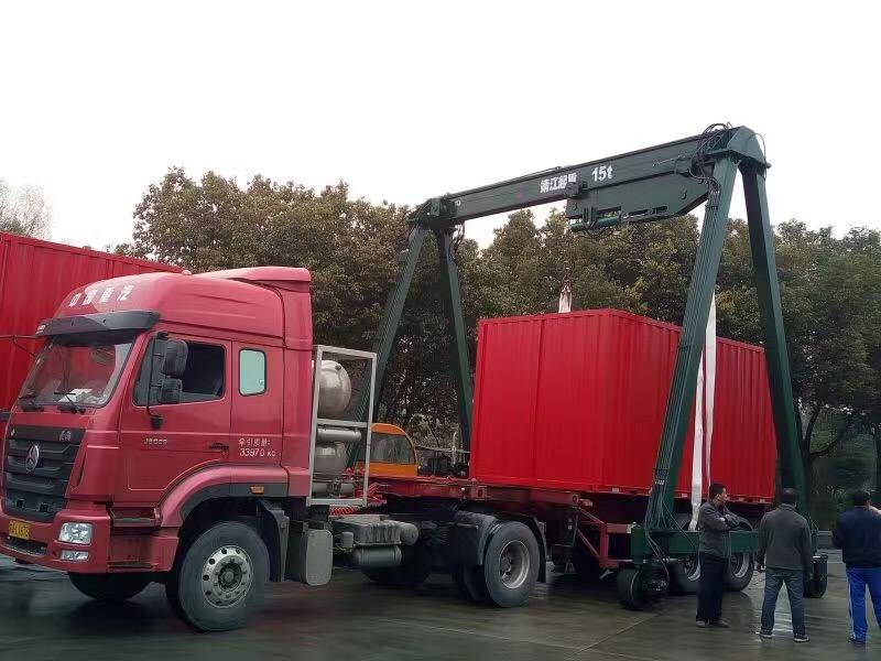 山东定做龙门吊专业厂家 江苏宝威起重机械供应