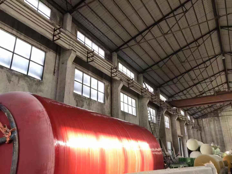 河南玻璃钢烟囱,玻璃钢