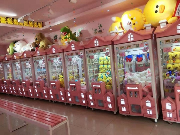 连云港原装礼品机娃娃机值得信赖,礼品机娃娃机