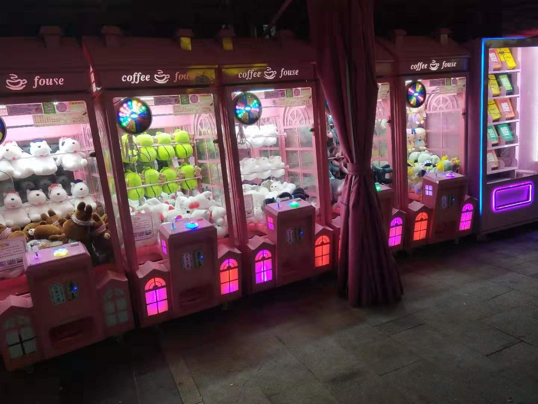 南京专业礼品机娃娃机量大从优,礼品机娃娃机