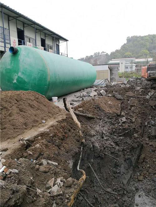江苏订做玻璃钢化粪池厂 江昱排水材料供应
