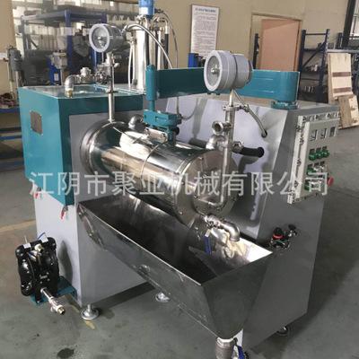 优质砂磨机欢迎来电 来电咨询「江阴市聚亚机械供应」