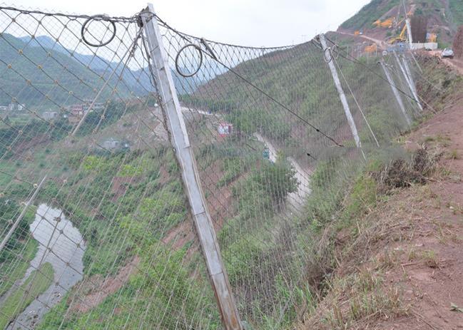 西藏被动边坡防护网施工 值得信赖「四川凯盛环宇交通设施工程供应」