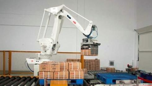 鹽城質量碼磚機器人哪家專業,碼磚機器人