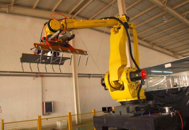 淮安直销搬运码垛机器人便宜 真诚推荐「上海可拓机器人供应」