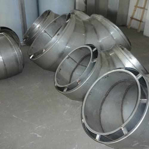 成都商用不锈钢烟囱厂家 欢迎来电 成都康净盈盛暖通工程供应