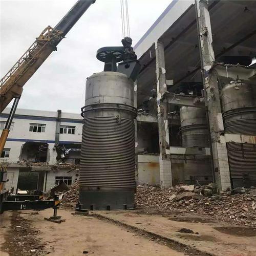 大丰区整厂拆除回收需要多少钱「金德福供」