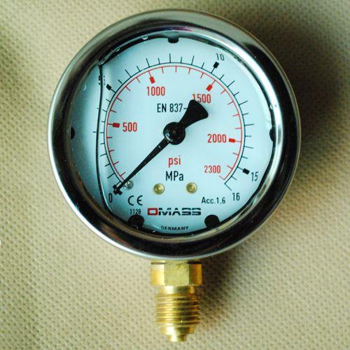 温州压力表规格型号 真诚推荐 武汉康宇通达测控仪表供应