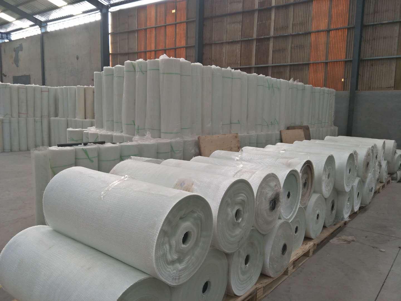 淄博SL復合板正反面網格布生產廠家「藍涂環保供應」