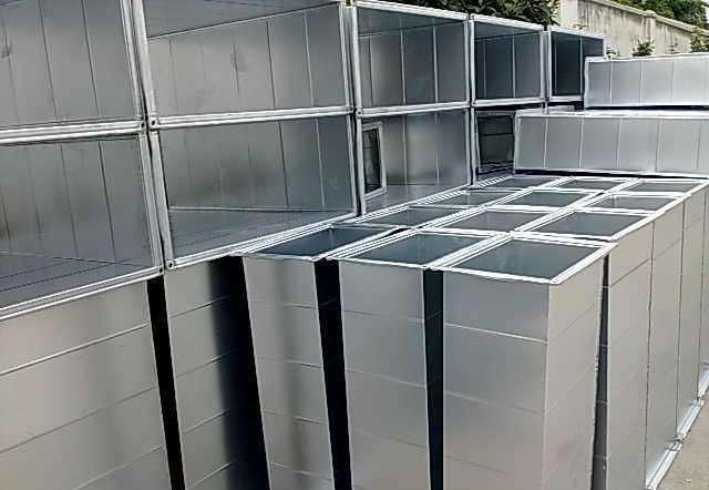 洪泽区金属1.5厚镀锌风管推荐厂家,1.5厚镀锌风管
