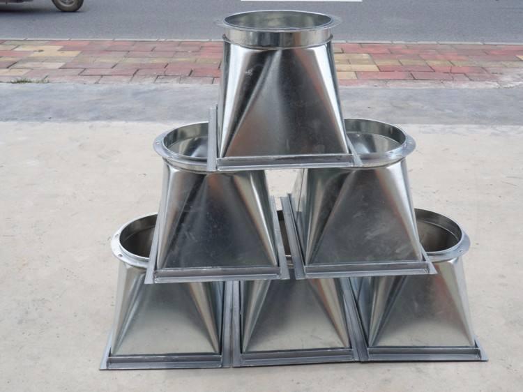 昆山钢制1.5厚镀锌风管技术指导,1.5厚镀锌风管