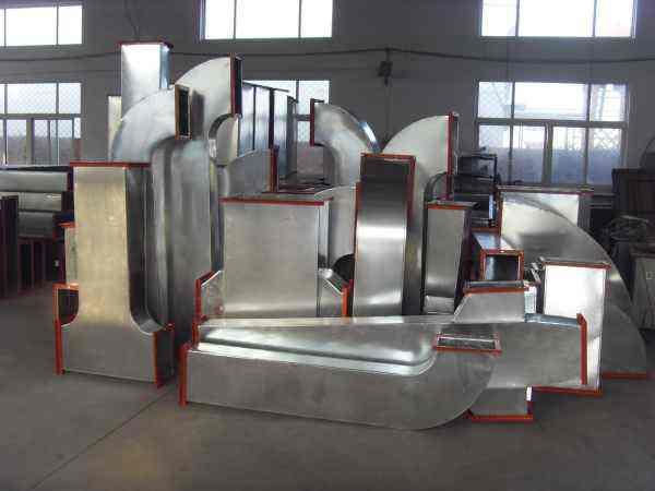 泰兴优良1.5厚镀锌风管技术指导,1.5厚镀锌风管