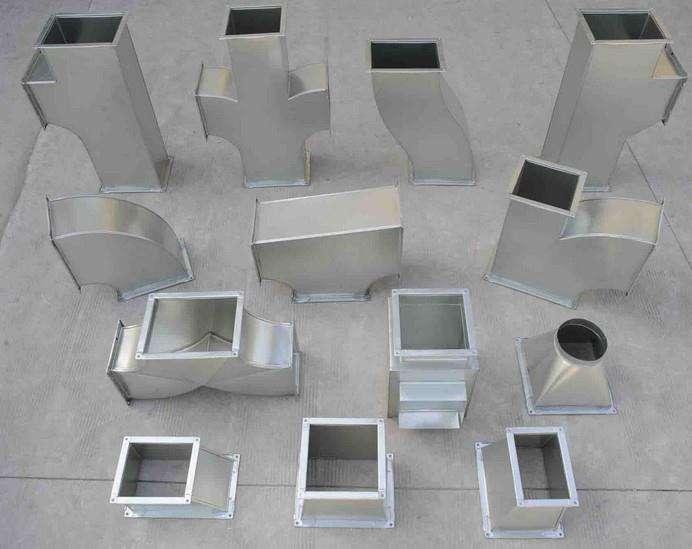 海陵区优良1.5厚镀锌风管推荐厂家,1.5厚镀锌风管
