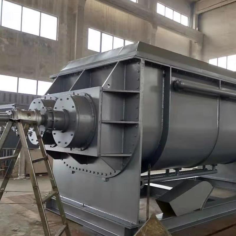 贵州金属污泥干燥机供应商 服务至上 无锡绿禾盛环保供应