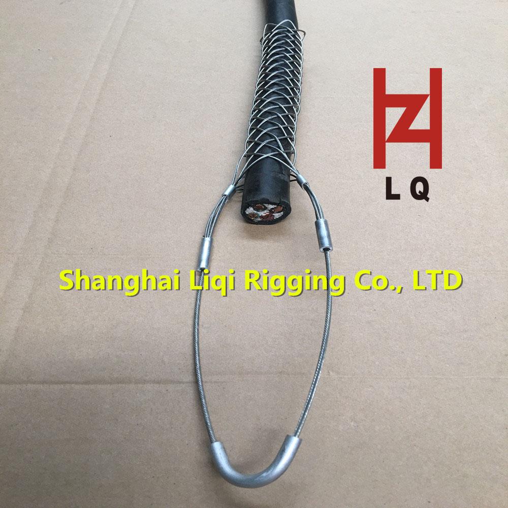 常州电力工程施工网套出口品质 服务至上「上海丽奇索具供应」