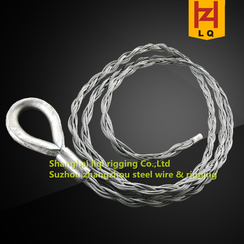 南京复合钢丝绳索具规格,钢丝绳索具