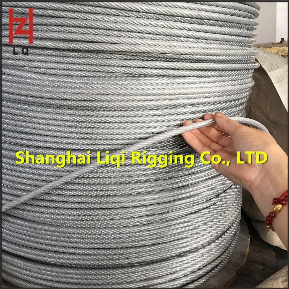 昆山旋挖机钢丝绳产地直销 服务至上「上海丽奇索具供应」