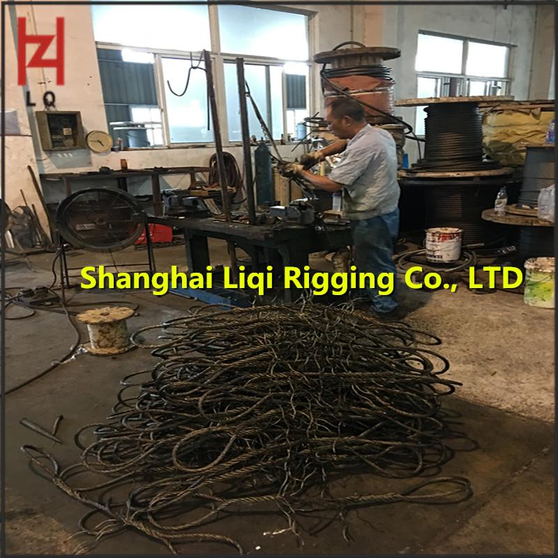 上海插编钢丝绳索具,钢丝绳索具