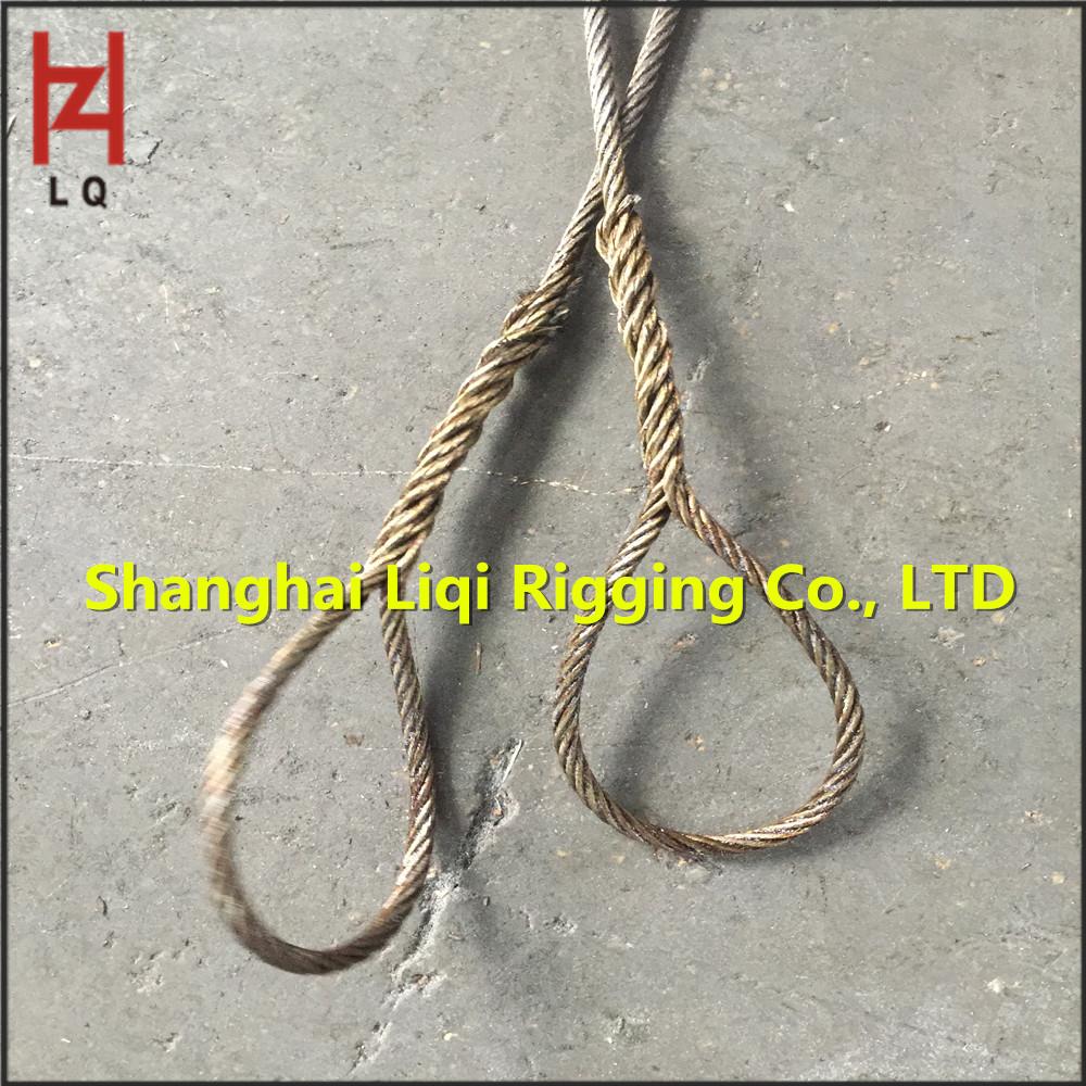 船用钢丝绳索具供应商,钢丝绳索具