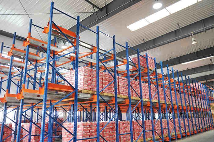 盐城VNA重型货架上门安装 服务至上 苏州苙泽物流设备供应