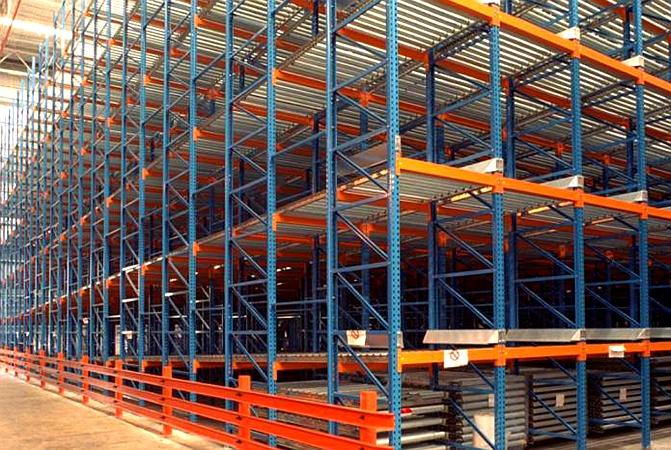 无锡横梁重型货架上门安装 和谐共赢 苏州苙泽物流设备供应