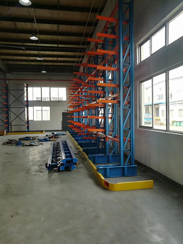 南通模具重型货架现货供应 诚信经营 苏州苙泽物流设备供应