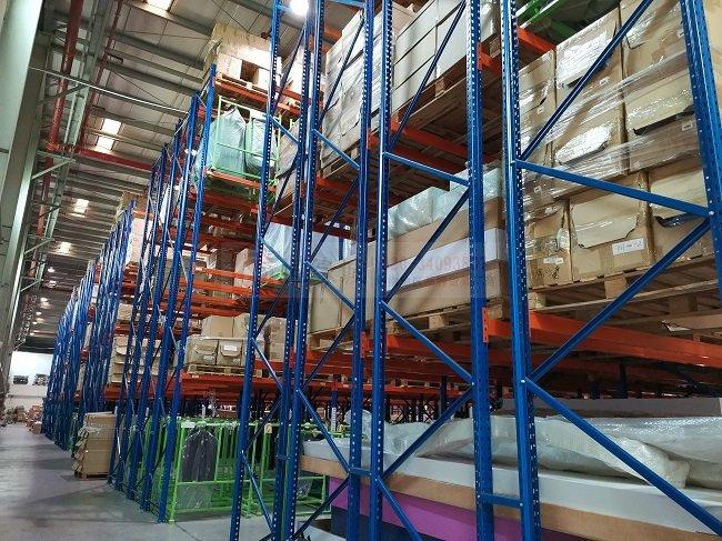 吴江重力式重型货架老品牌 和谐共赢「苏州苙泽物流设备供应」