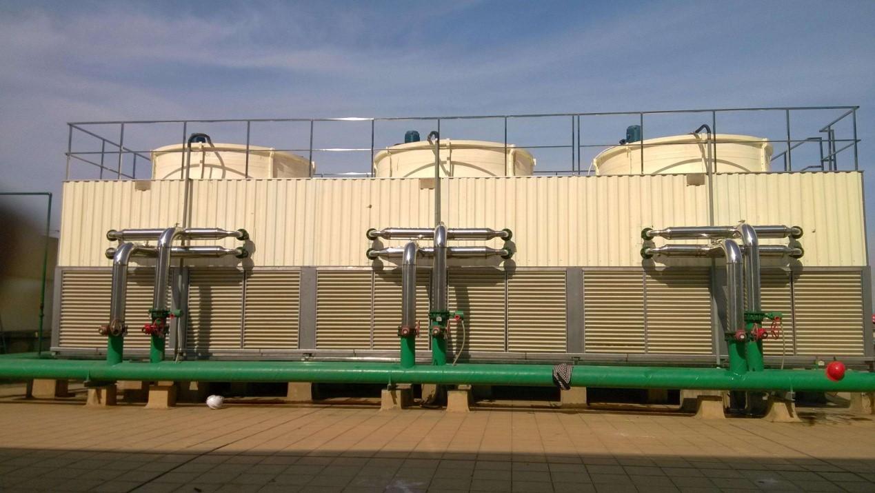 南山區冷卻塔噪聲治理公司「深圳市龍圖環保科技供應」