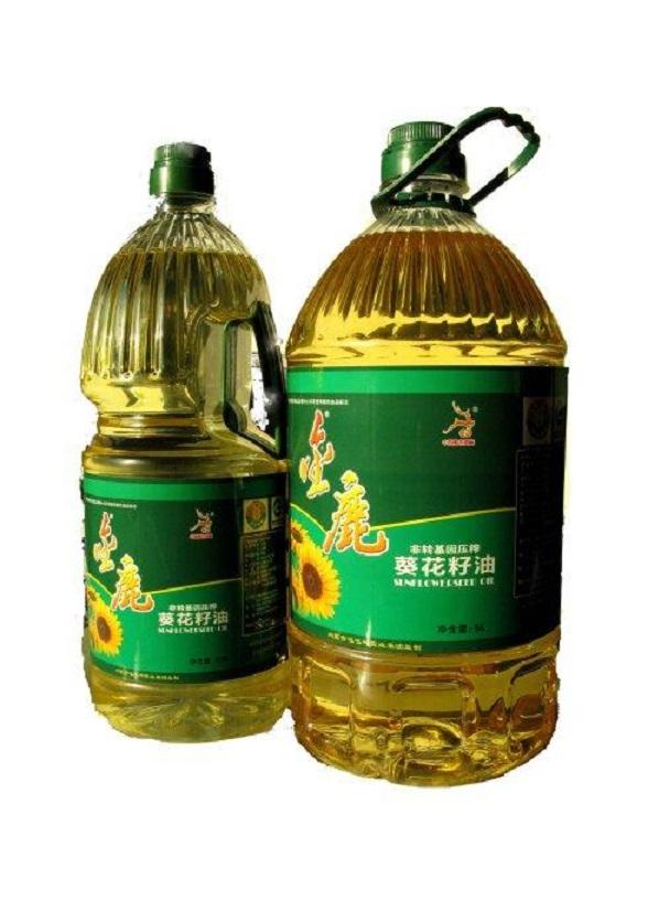 封丘金鹿葵花籽油多少钱,金鹿葵花籽油